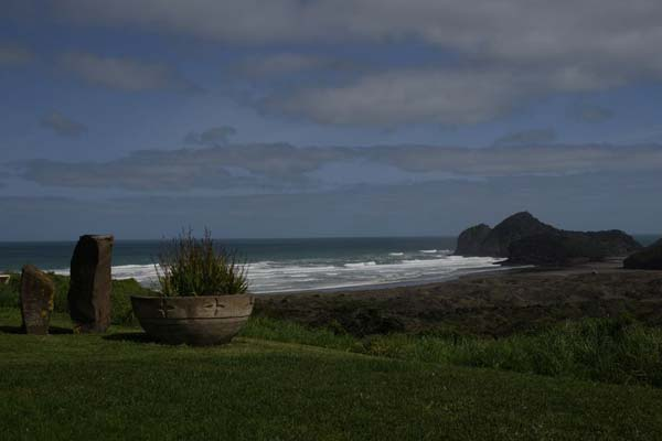 History of Bethells Beach and our Cottages